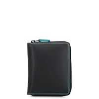 Zip Around CC Wallet-Black/Pace