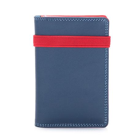 Slim Credit/Business Card Holder-Royal