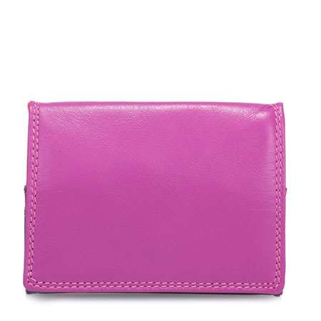 Small Coin Pouch-Sangria Multi