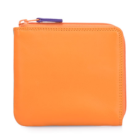 Small Zip Around Wallet-Copacabana
