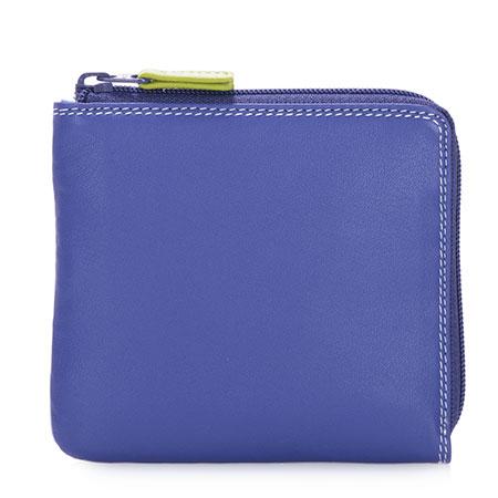 Small Zip Around Wallet-Lavender