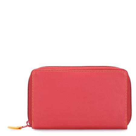 Zip Around Wallet w/Phone Pocket-Jamaica