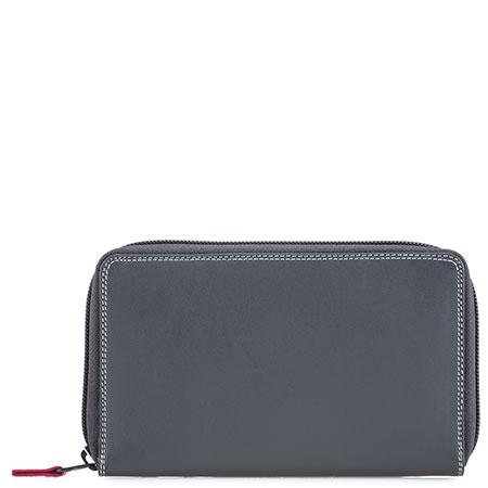 Zip Around Wallet w/Phone Pocket-Storm