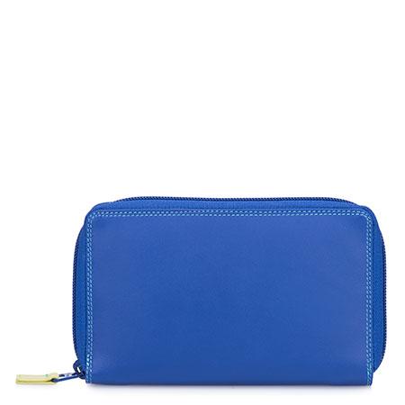 Zip Around Wallet w/Phone Pocket-Seascape