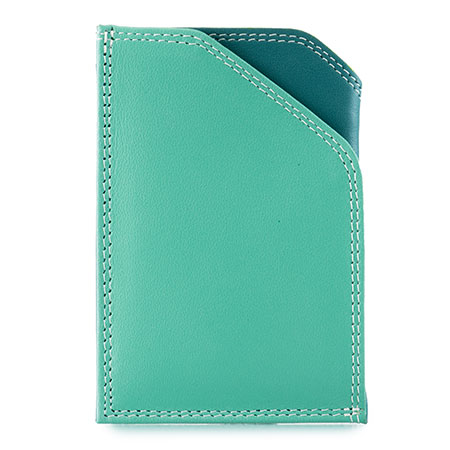 N/S Credit Card Cover-Mint