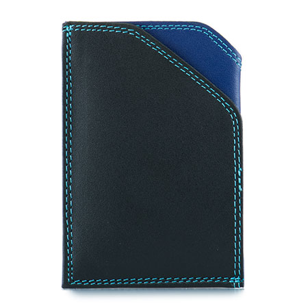 N/S Credit Card Cover-Black/Pace