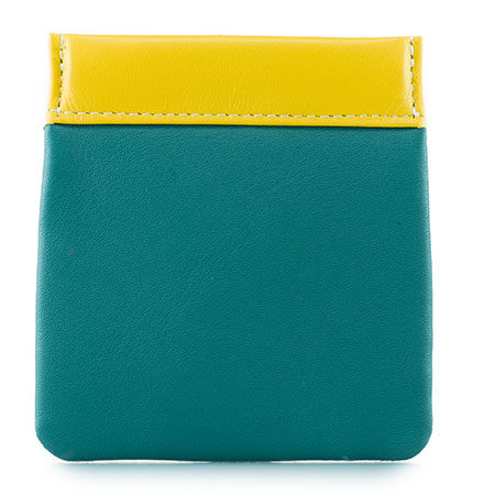 Snap Coin Pouch-Mint