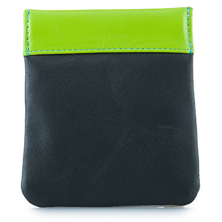 Snap Coin Pouch-Black/Pace
