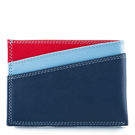 E/W Credit Card Cover-Royal