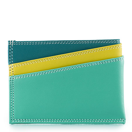 E/W Credit Card Cover-Mint
