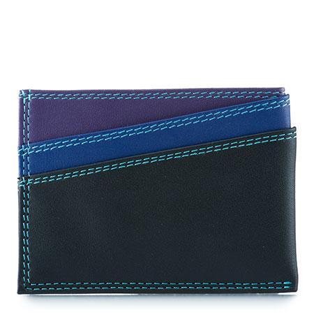 E/W Credit Card Cover-Black/Pace