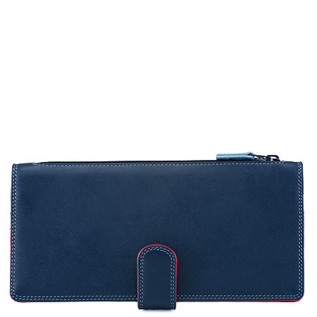 Tab Purse Wallet-Royal