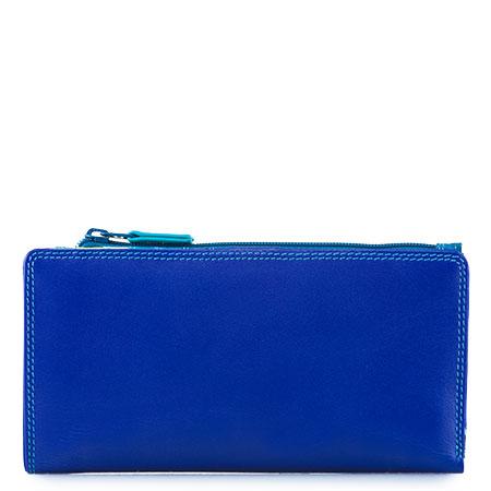 12 CC Zip Wallet-Seascape