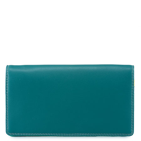 Large Wristlet Wallet-Mint