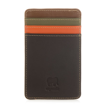 N/S Credit Card Holder-Safari Multi