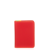 Credit Card Holder w/Plastic Inserts-Jamaica