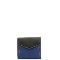Cape Town Small Envelope Purse-Black/Pace