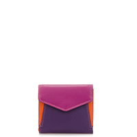 Cape Town Small Envelope Purse-Sangria Multi