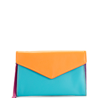 Cape Town Wristlet Envelope Purse-Copacabana