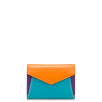 Cape Town Tri-fold Envelope Purse-Copacabana