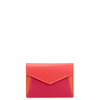 Cape Town Tri-fold Envelope Purse-Candy