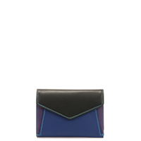 Cape Town Tri-fold Envelope Purse-Black/Pace