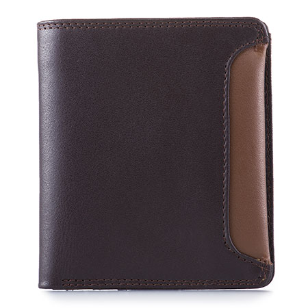 Greenwich Standard Wallet-Brown