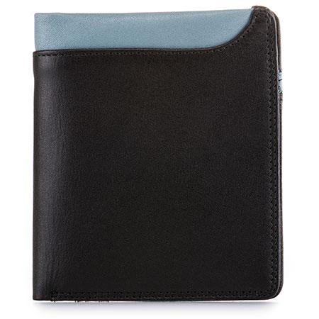 Greenwich Medium Standard Wallet-Black