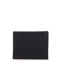 Medium Men's Wallet-Black