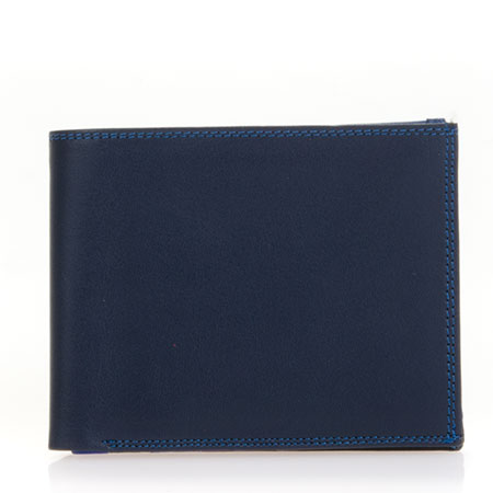 Medium Men's Wallet-Kingfisher