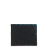 Large Men's Wallet w/Britelite-Black/Pace