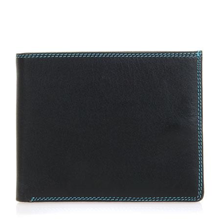Large Men's Wallet w/Britelite-Black/Pace