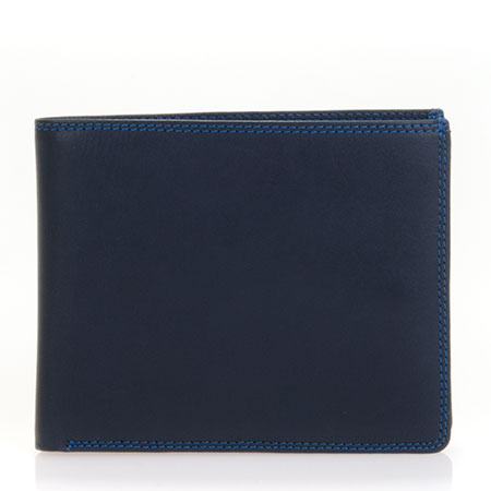 Large Men's Wallet w/Britelite-Kingfisher