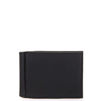 Money Clip Wallet-Black