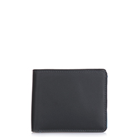 Standard Men's Wallet-Black Grey