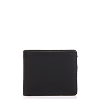 Standard Men's Wallet-Black