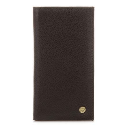 Panama Breast Pocket Wallet-Brown