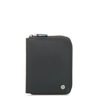 Panama Zip Around Wallet-Smokey Grey