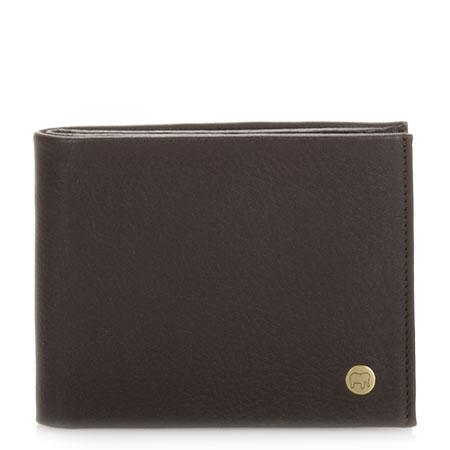 Panama Wallet with Inner Leaf-Brown