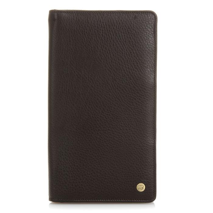 Panama Travel Wallet-Brown