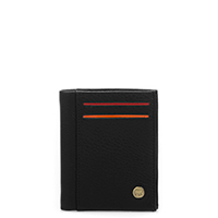 Panama Medium Wallet-Black
