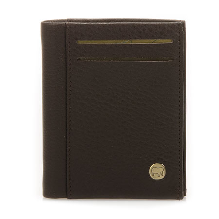Panama Medium Wallet-Brown