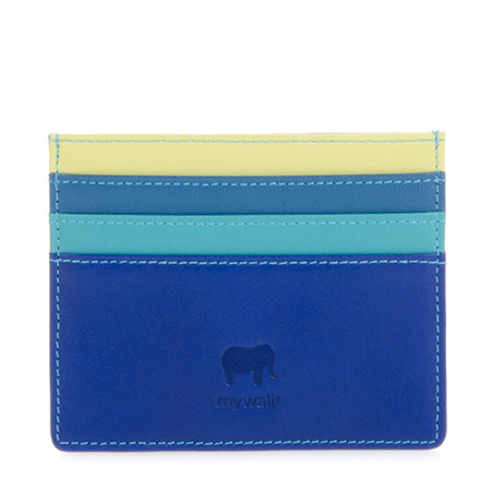 RFID Double Sided Credit Card Holder-Seascape