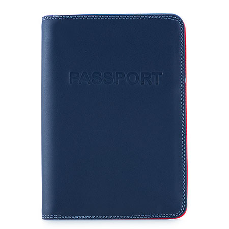 RFID Passport Cover-Royal
