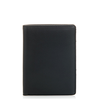 18 C/C Breast Wallet-Black