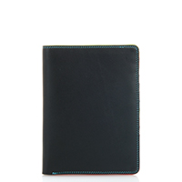18 C/C Breast Wallet-Black/Pace