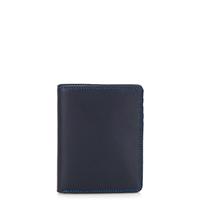 Medium Slim Wallet-Kingfisher