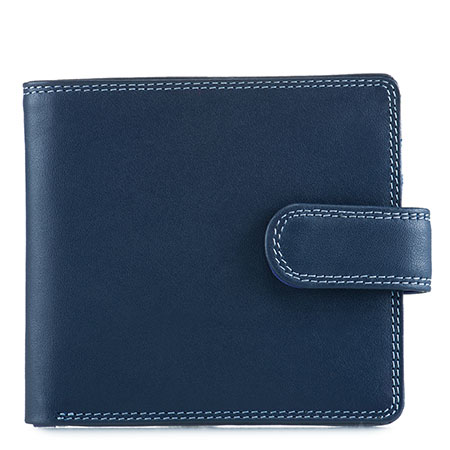 Tab Wallet w/inner leaf-Royal