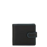 Tab Wallet w/inner leaf-Black/Pace