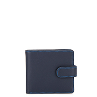Tab Wallet w/inner leaf-Kingfisher